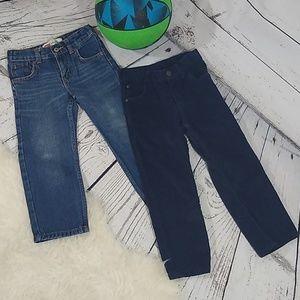 👖*2* 4T Pants